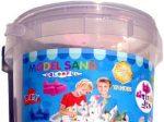 شن جادویی رنگی هپی سند یک بازی شاد و متفاوت برای کودکان