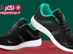 کفش نایک مدل ۲۰۲۰ رنگ مشکی بهترین انتخاب برای باشگاه و ورزش و پیاده روی