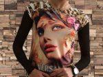 تی شرت زنانه طرح دار مدل TIFANI مخصوص خانم های شیک پوش