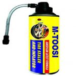 اسپری پنچرگیری لاستیک وسیله ای ضروری برای همه خودروها