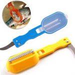 فلس گیر ماهی کمک به افزایش سرعت و راحتی پاک کردن ماهی