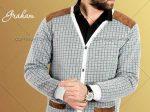 ژاکت مردانه دکمه دار یک انتخاب ایده آل برای هوای سرد پاییزی و زمستانی
