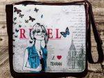 کیف دوشی دخترانه Dreamer دارای طرح های فانتزی و بسیار زیبا