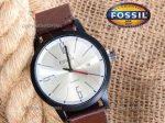 ساعت مچی فسیل طرح Hoffman طراحی خاص و فوق العاده شیک