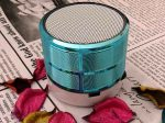 اسپیکر بلوتوثی آنجل دارای LED رقص نور و پخش صدای شفاف و بی نظیر
