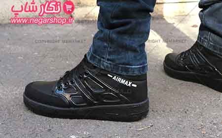 کفش ساق دار , کفش ساق بلند مردانه , کفش ساق دار مردانه , کفش ساق دار نایک , کفش ساق بلند nike