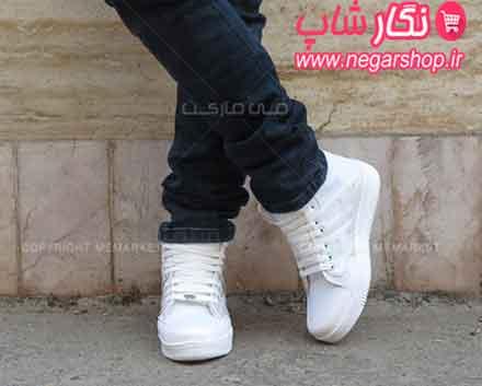 کفش ساق دار , کفش ساق دار نایک , کفش ساق بلند پسرانه , کفش nike , کفش ساق دار پسرانه