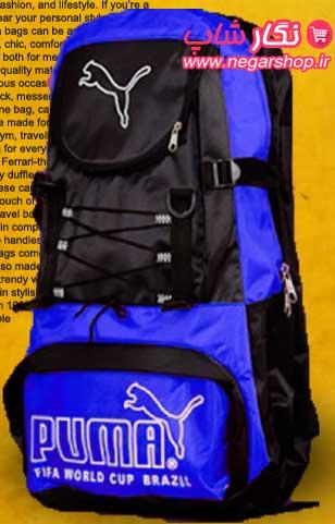 کوله پوما , کوله پشتی پوما , کوله پشتی کوهنوردی , کوله کوهنوردی , کوله دخترانه , کوله پسرانه