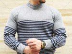 پلیور مردانه بافتنی فوق العاده گرم مخصوص هوای سرد فصل پاییز و زمستان