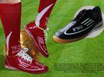 کفش سالنی فوتسال مدل F90 بسیار مناسب جهت استفاده در سالن های ورزشی
