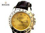 ساعت بند چرمی Rolex با طراحی بسیار زیبا و خیره کننده نخستین انتخاب افراد شیک پوش