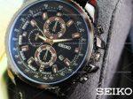 ساعت سیکو با ظاهری بسیار زیبا و کیفیتی مثال زدنی ویژه افراد شیک پوش