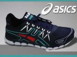 کفش اسیکس asics مردانه ظاهری بسیار زیبا مناسب پیاده روی و ورزش