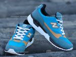 کفش ورزشی نیو بالانس new balance با طرح بسیار زیبا انتخابی ایده آل برای مردان مشکل پسند