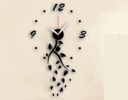ساعت دیواری شیک , ساعت دیواری شیک و جدید , ساعت دیواری شیک مدرن , ساعت دیواری شیک , ساعت دیواری پلکسی گلاس , ساعت دیواری فانتزی