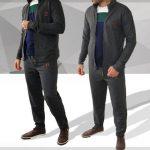 ست سیوشرت و شلوار مردانه فوق العاده گرم مخصوص هوای سرد زمستان