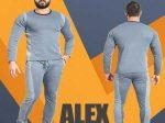 ست بلوز و شلوار مردانه Alex با کیفیت مثال زدنی و ظاهری بسیار شیک و زیبا