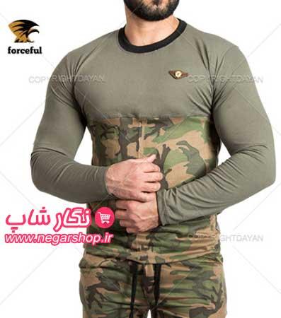 تیشرت و شلوار , ست تیشرت و شلوار , تیشرت و شلوار چریکی , تی شرت و شلوار , ست تیشرت شلوار مردانه ارتشی , ست تیشرت و شلوار ارتشی سبز