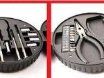 جعبه ابزار پلاستیکی طرح تایر وسیلهای کاربردی در ماشین، محلکار، منزل و …
