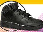کفش ساق دار نایک مدل force با رویه چرم بهترین انتخاب برای شیک پوشان