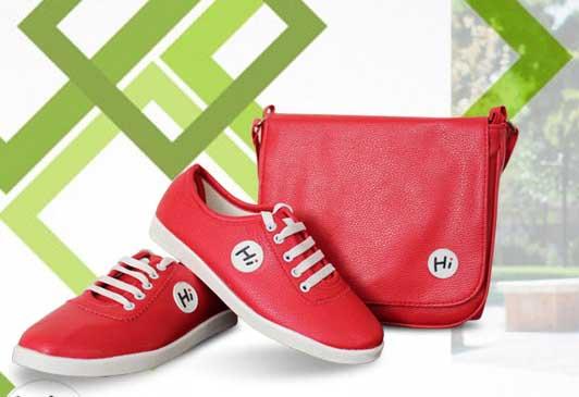 ست کیف و کفش چرم , ست کیف و کفش مجلسی , ست کیف و کفش چرم دخترانه , ست کیف و کفش زنانه چرم , ست کیف و کفش hi