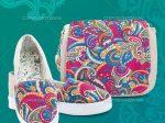 ست کیف و کفش دخترانه طرح پادینا یک انتخاب ایده آل برای خانم های مشکل پسند