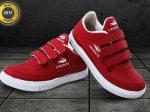 کفش لاکست مردانه قرمز با ظاهر بسیار زیبا مخصوص آقایان با سلیقه و شیک پوش
