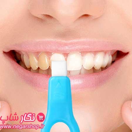 نانو پد سفید کننده دندان , پد سفید کننده دندان Ovan , پد دندان , سفید کننده دندان