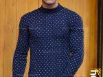پلیور یقه گرد مردانه HEMITO یک انتخاب عالی برای افراد شیک پوش و خاص
