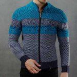 ژاکت مردانه بافت Pontia قابل ست کردن با انواع لباس رسمی و اسپرت