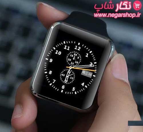 ساعت هوشمند سیم کارت خور , ساعت مچی هوشمند طرح اپل q7s , ساعت هوشمند سیم کارتی , ساعت مچی هوشمند , ساعت مچی هوشمند سیم کارت خور , ساعت هوشمند لمسی , ساعت هوشمند , ساعت هوشمند سیم کارتخور
