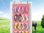 آویز کفش پست دری مناسب برای نگهداری انواع کفش، دمپایی و دیگر وسایل دم دستی