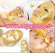 ماسک طلا , ماسک طلا دکتر راشل , ماسک صورت gold mask , ماسک صورت گلدماسک , گلد ماسک دکتر راشل , ماسک طلا صورت