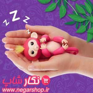 میمون انگشتی , ربات میمون انگشتی , میمون انگشتی اسباب بازی , میمون بند انگشتی , ربات میمون بند انگشتی , بچه میمون بند انگشتی