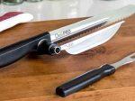 چاقو برش زن DeliPro قابلیت برش زدن و تکه کردن سریع مواد غذایی در تکه های مساوی