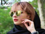 عینک آفتابی زنانه دیور مدل DITIAI با ظاهر بسیار شیک و متفاوت و کیفیت بی نظیر