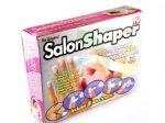 ست مانیکور ناخن Salon Shaper شامل ۵ عدد سوهان با سختی و نرمی متفاوت