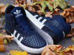 کفش ساق بلند adidas مردانه با رویه ترکیبی سه بعدی فوق العاده شیک و خاص