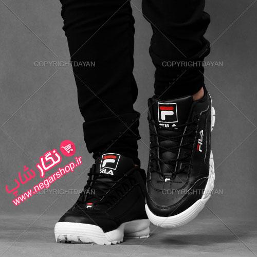کفش ورزشی مردانه فیلا , کفش مردانه ورزشی Fila , کفش اسپرت Fila , کفش اسپرت چرم , کفش اسپرت فیلا , کفش اسپرت مارک فیلا , کفش اسپرت مردانه فیلا , کفش اسپرت چرمی مردانه