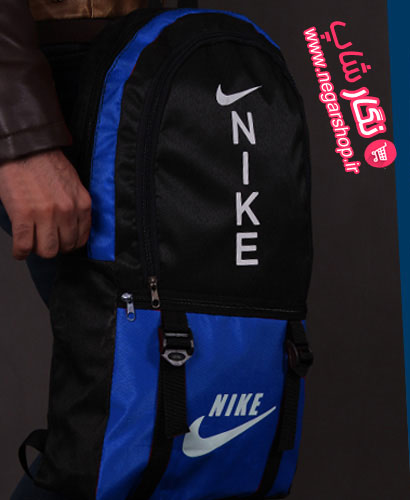 کوله پشتی نایکی , کوله پشتی نایکی مدل ANSEL , کوله پشتی برزنتی , کوله پشتی nike , کوله نایک , کوله ورزشی نایک , کوله برزنتی , کیف کوله برزنتی