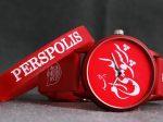 ساعت و دستبند پرسپولیس بسیار شیک ویژه هواداران و طرفداران شیک پوش پرسپولیس