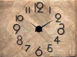 ساعت دیواری مدل لیدیا سایز بزرگ بسیار شیک و فانتزی و کیفیت عالی
