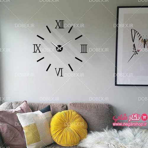ساعت دیواری پازلی رومی سایز بزرگ , ساعت دیواری پازلی رومی سایز کوچک , ساعت دیواری پازلی رومی , ساعت دیواری رومی سایز بزرگ , ساعت دیواری رومی سایز کوچک , ساعت دیواری رومی ابعاد بزرگ لوکس , ساعت دیواری گرد بزرگ