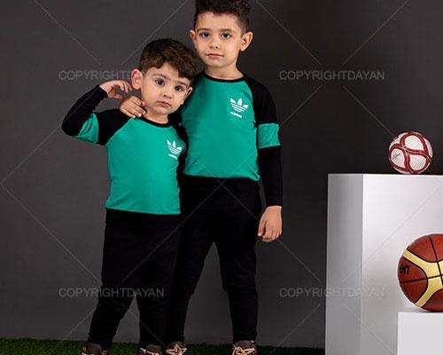 ست تیشرت شلوار بچگانه , ست لباس بچگانه اسپرت , ست تیشرت و شلوار آدیداس , مدل تیشرت شلوار بچه گانه , تیشرت شلوار بچه گانه , ست لباس بچگانه پسر , ست لباس بچگانه