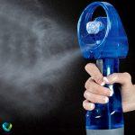 پنکه اسپری آب وسیله ای بسیار ضروری و کاربردی برای فصل تابستان