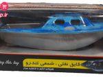 اسباب بازی قایق سوختی تندرو مدل Speed Boats کارکرد با ژل آتش زا الکل شمع و یا آب