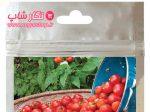 بذر گوجه گیلاسی قرمز چری مدل ۰۸۵ در بسته بندی ۳۰ عددی و بازدهی به صورت خوشه ای
