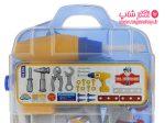 جعبه ابزار اسباب بازی کودک مدل Mr.Mechanic شامل ۲۵ ابزار مختلف بسیار سرگرم کننده
