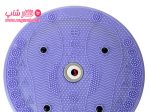 چرخونک تن زیب با قابلیت تحمل ۱۰۰ کیلوگرم وزن و مناسب جهت تمرین مسگری بهراحتی و بدون فشار بر کمر