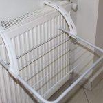 بند رخت شوفاژی با قابلیت اتصال به رادیاتور، درب، پنجره، نرده، شیشه ماشین